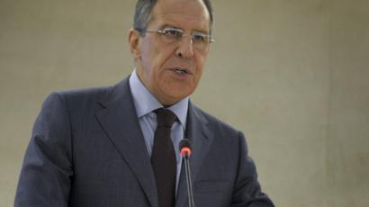 "Russia wants coalition forces ""to be aware of their responsibility"" in Libya"