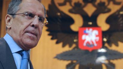 West is using 'blackmail' in new draft of UN resolution on Syria - Lavrov