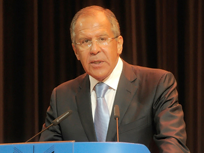 Foreign Minister Sergey Lavrov releases book on Russian diplomacy