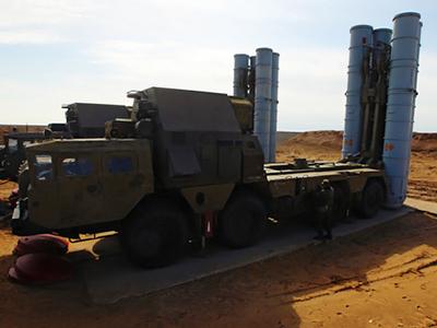 S-300 surface-to-air missile system (RIA Novosti / Mikhail Fomichev)