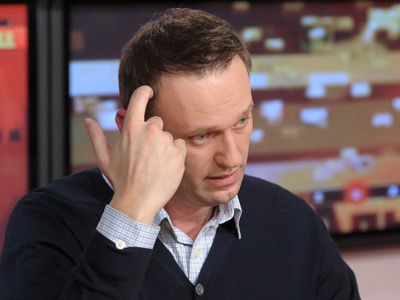 Protest leader Navalny faces new embezzlement charges