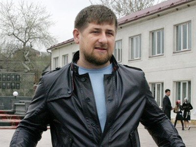 Chechen head wants opposition leaders jailed