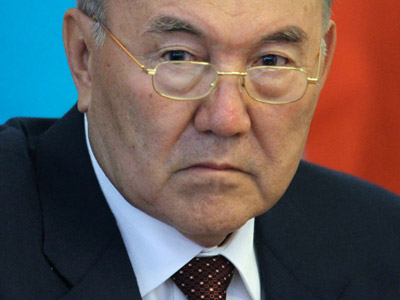 Kazakh leader urges all nations to get rid of nukes