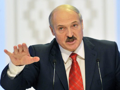 Belarusian leader wants to look opposition in the eye