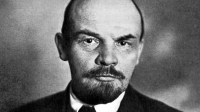 Revolutionary leader and founder of the Soviet Union, Vladimir Ulyanov Lenin