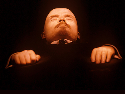 No plans to relocate Lenin's body