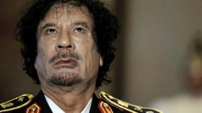 Muammar Gaddafi (AFP Photo / Filippo Monteforte)