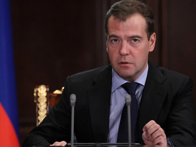 'Love of dead tyrants a common human error' – Medvedev