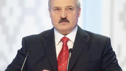 Lukashenko orders Russian media to be kicked out of Belarus