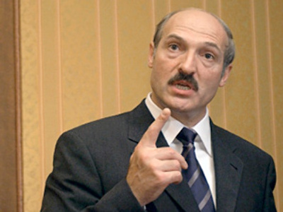 "Lukashenko sees no point in talking to Moscow's ""super-billionaires"""