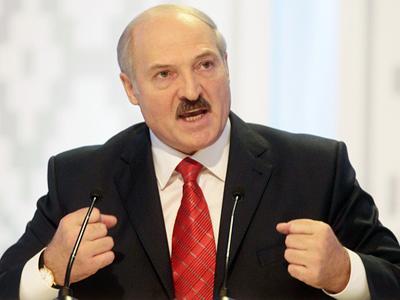 Lukashenko finds scapegoats in Ukraine, EU