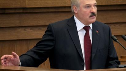 Lukashenko fears riots after calm parliamentary poll