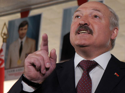Belarus wants Georgia back in CIS