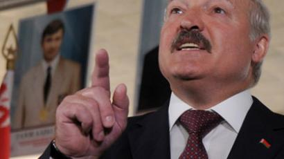 Western democracy 'unacceptable' for Belarus - Lukashenko