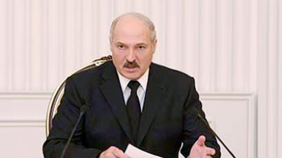 Belarusian President Aleksandr Lukashenko (Photo from www.president.gov.by)