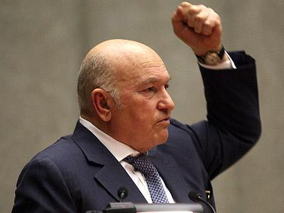 Luzhkov lashes out