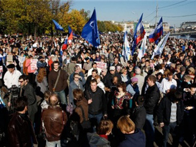 March of Millions gets go ahead from Moscow mayor's office