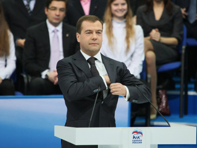 Medvedev to abstain from debates