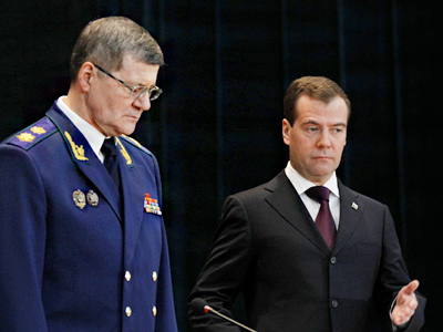 Medvedev orders additional check into dead lawyer Magnitsky's case