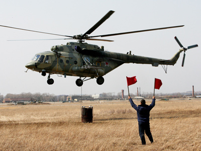 Reshuffles as Medvedev sacks Air Force Chief