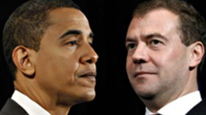 Medvedev and Obama have first chat