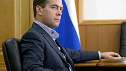 Medvedev warns extremists may take advantage of Kyrgyzstan's new government