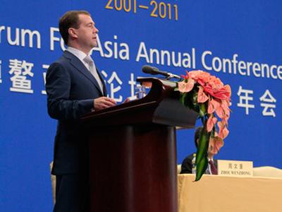 Dmitry Medvedev (RIA Novosti / Michail Klimentyev)
