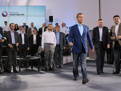 Tests, 'likes', and competition – Medvedev suggests new bureaucrats' hire system