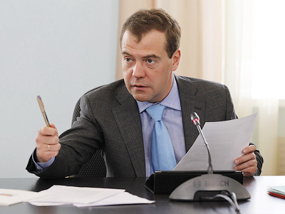 Media has key role in war against corruption – Medvedev