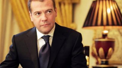 Medvedev calls on counter-intelligence to protect state secrets
