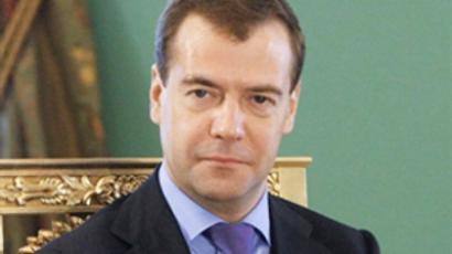 Medvedev: democracy crucial for Russia's development