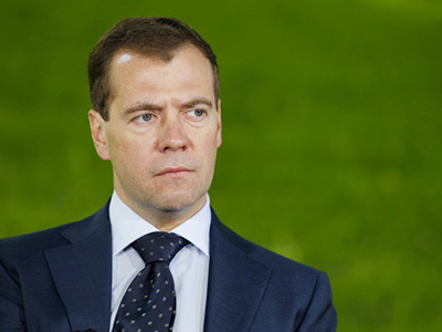 Government's performance on ecology a disgrace – Medvedev