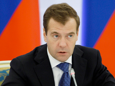 Medvedev signs amendments introducing forced labor into Criminal Code
