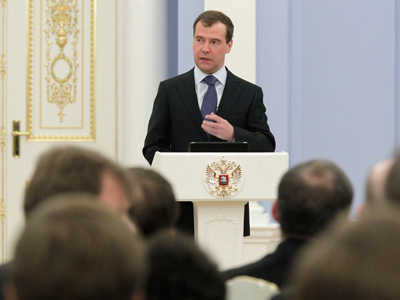 'Mad' Saakashvili aware Russia can repel attack – Medvedev