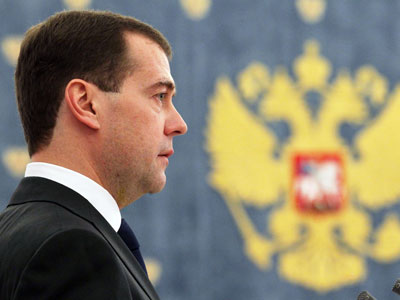 Year in review: Medvedev sums up cabinet's work