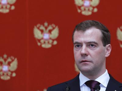 Medvedev replaces leader of turbulent Caucasus republic
