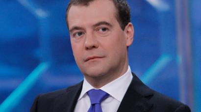 'We don't swap posts' – Medvedev
