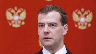­Medvedev replaces leader of turbulent Caucasus republic