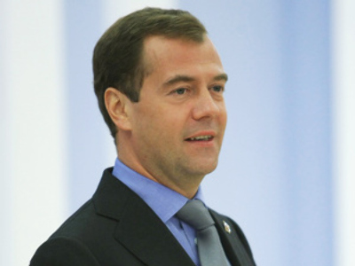 Dmitry Medvedev (RIA Novosti / Pool)