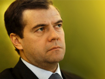 Medvedev to get presidential papers ahead of inauguration