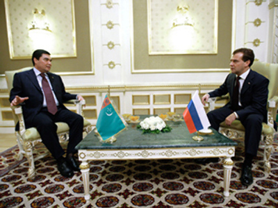 Caspian countries can solve problems on their own – Medvedev