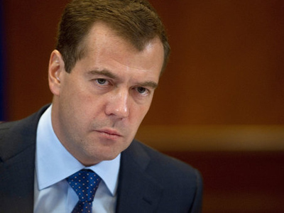 Russia did not veto in UN to protect Libyan civilians - Medvedev