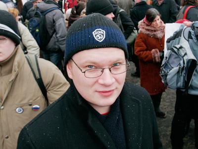 Pavel Kashin (RIA Novosti / Michail Pochuev)