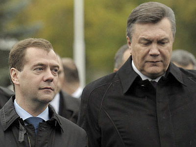 'More than gas - there are other values' - Medvedev
