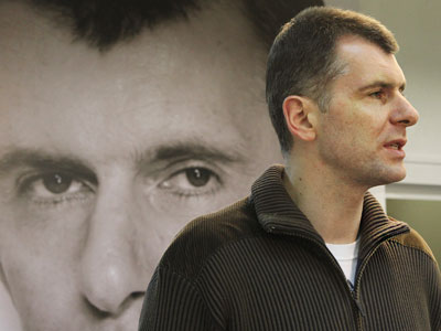 Politics from scratch: Mikhail Prokhorov may launch new party