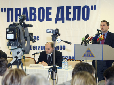 Mikhail Prokhorov's would-be party lacks public awareness