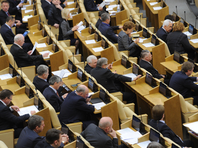 Russia may re-introduce minimum voter turnout law