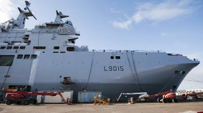 Mistral deal back on course
