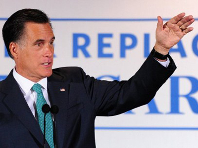 Romney's anti-Russian rant continues