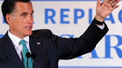Republican Presidential candidate Mitt Romney has some issues (AFP Photo)